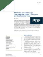 Fracturas Por Sobrecarga (Fracturas Por Fatiga y Fracturas Por Insuficiencia Ósea) EMC