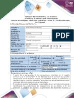 Guía de actividades y rúbrica de evaluación - Fase 4 - Focalización de ejes curriculares.docx
