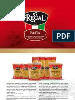 catalogo regael para pasta
