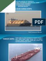 Liquid Cargo Ships