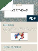 La Gestalt, creatividad, psicologia