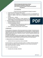 Guía de Aprendizaje No 8 - Instalación de Sistemas Operativos en Equipos de Cómputo