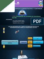 Sector Presidencia Del Consejo de Ministros Proceso de Programación Multianual de Inversiones 2020-2022