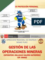 Exposicion Procedimiento Minero 2015