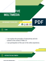 9 Interactive Multimedia