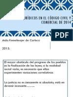Kelmemajer presentación del CCYCN