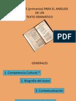 Actuacion Dos...Analisis Texto