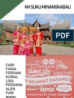Kebudayaan Suku Minangkabau