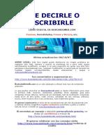 Seduccion - El Arte de Seducir en 7 Pasos (Espanol)