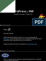 Instrucciones PHP