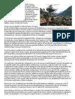 Los Orígenes Del Comando Conjunto de Las Fuerzas Armadas peru