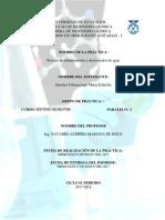 Informe 1 Desmineralizacion y Ablandamiento Del Agua