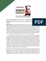 Artículo Para La Revista Unidad