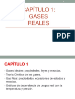 1. Gases Reales
