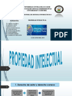 Propiedad Intelectual (1)