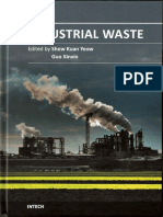 (Sample Thesis) industrial waste
