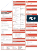 PySpark SQL Cheat Sheet Python