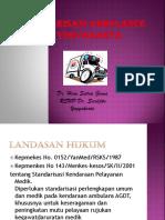 standar ambulans
