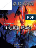 Might Blade - Manual de Drakon