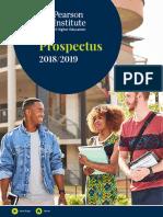 Pearson Institute 2018-19 Prospectus.pdf