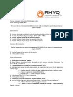 Manual de Usuario 350 Kilos Hora LODOS