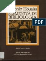 LIVRO - Elementos de Bibliologia.pdf
