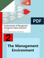2. Management Environment-1