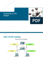 5- Intervlan Routing