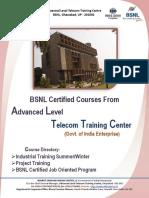 Training Brochure btech