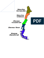 mapa fisico y politico de Chile.docx