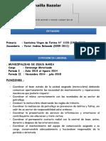 CV  - copia
