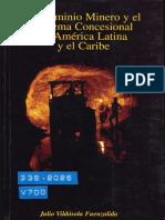 1 El Dominio Minero Sistema Concesional América Latina Caribe