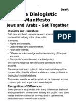 The Dialogistic Manifesto