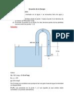 Ecuación de la Energía (EJEMPLOS).docx