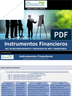 instrumento financieros