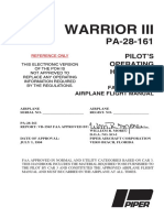 PA-28-161 WARRIOR III Operation Book .pdf