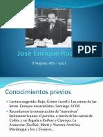 PPT - José Enrique Rodó
