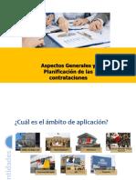 Material Aspectos Grales y Planific Contrataciones Nueva Ley 2019 Slish