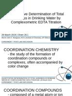 post lab discussion chem 26.1