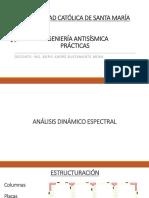 ANALISIS DINÁMICO ESPECTRAL