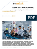 Can Ayushmann Bharat Alter India's Healthcare Landscape_ - Livemint