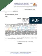 propuiesta capacitacion ILO -ATENCION AL PUBLICO.doc