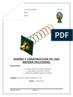 informe 5 antena helicoidal