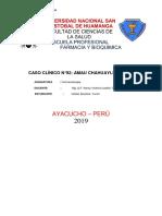 Caso 92 Valdez Zevallos, Yunior
