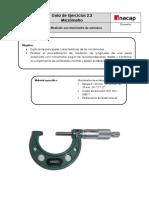 AAI_MPME01_Guía 2 2 Micrómetros