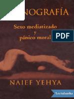 Pornografia- Naief Yehya