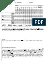 data collection portfolio
