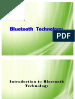 Bluetooth Technology Presentation