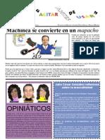 AGITAR ANTES de USAR Especial de Masculinidad
