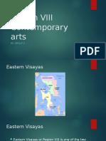 Region VIII Contemporary Arts